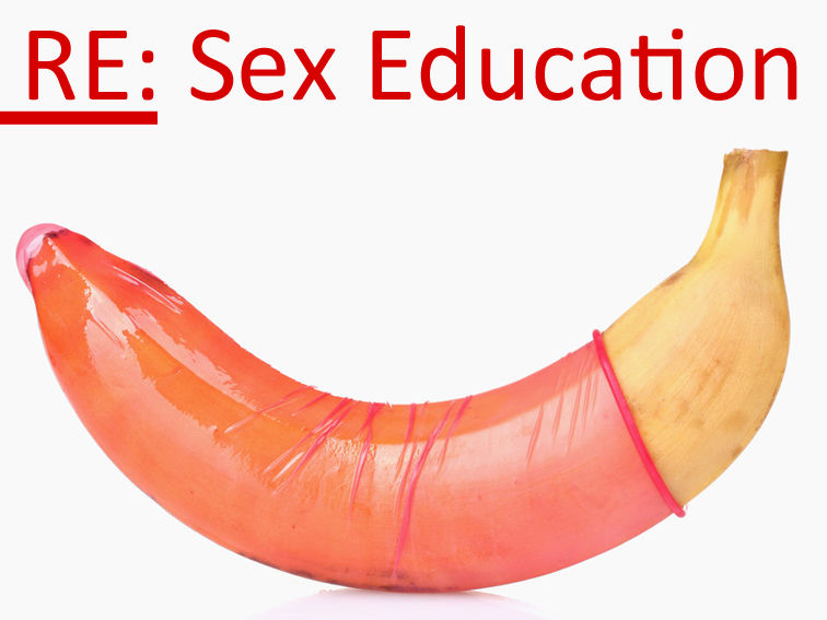 RE: Sex Ed