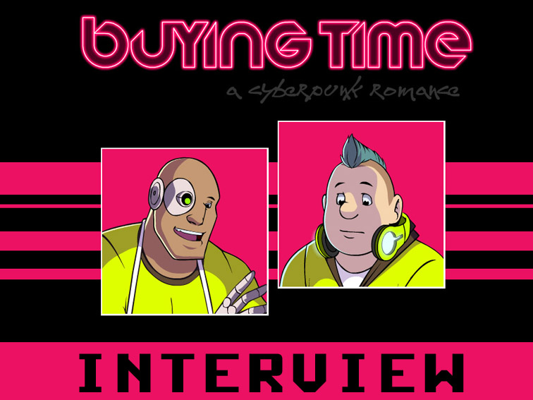 Buying Time interview