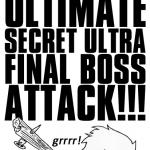 Final Boss Shirt