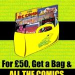 Gfrog comics bag
