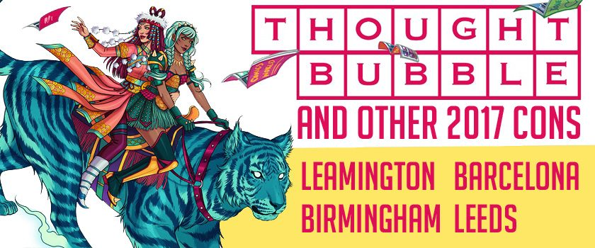 Thought Bubble 17 Header
